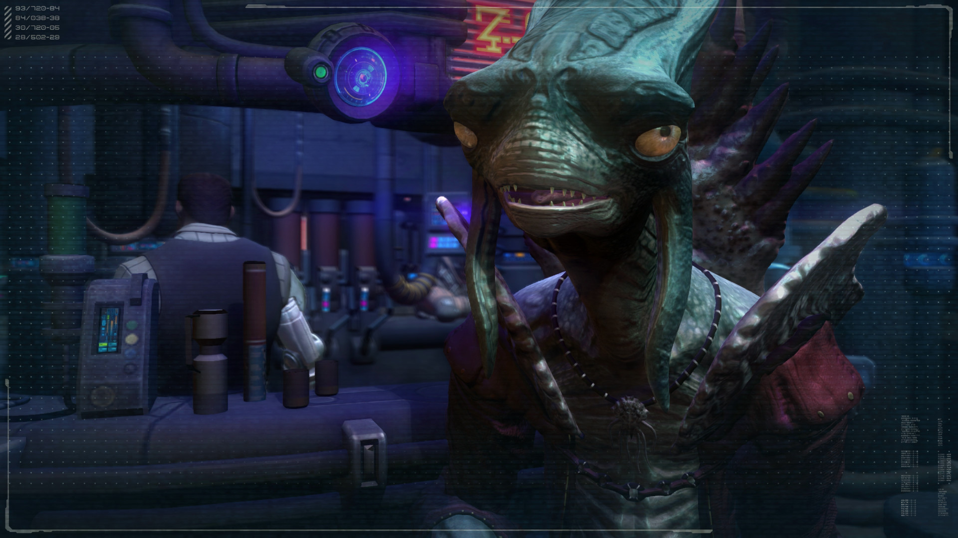Rebel Galaxy screenshot 2