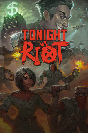 Tonight We Riot poster image on Steam Backlog