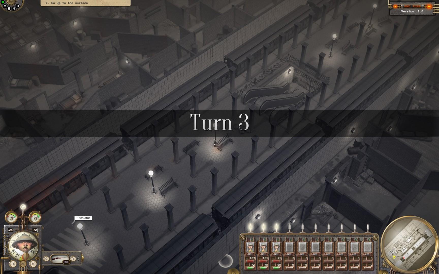 Steam Squad Screenshot 1