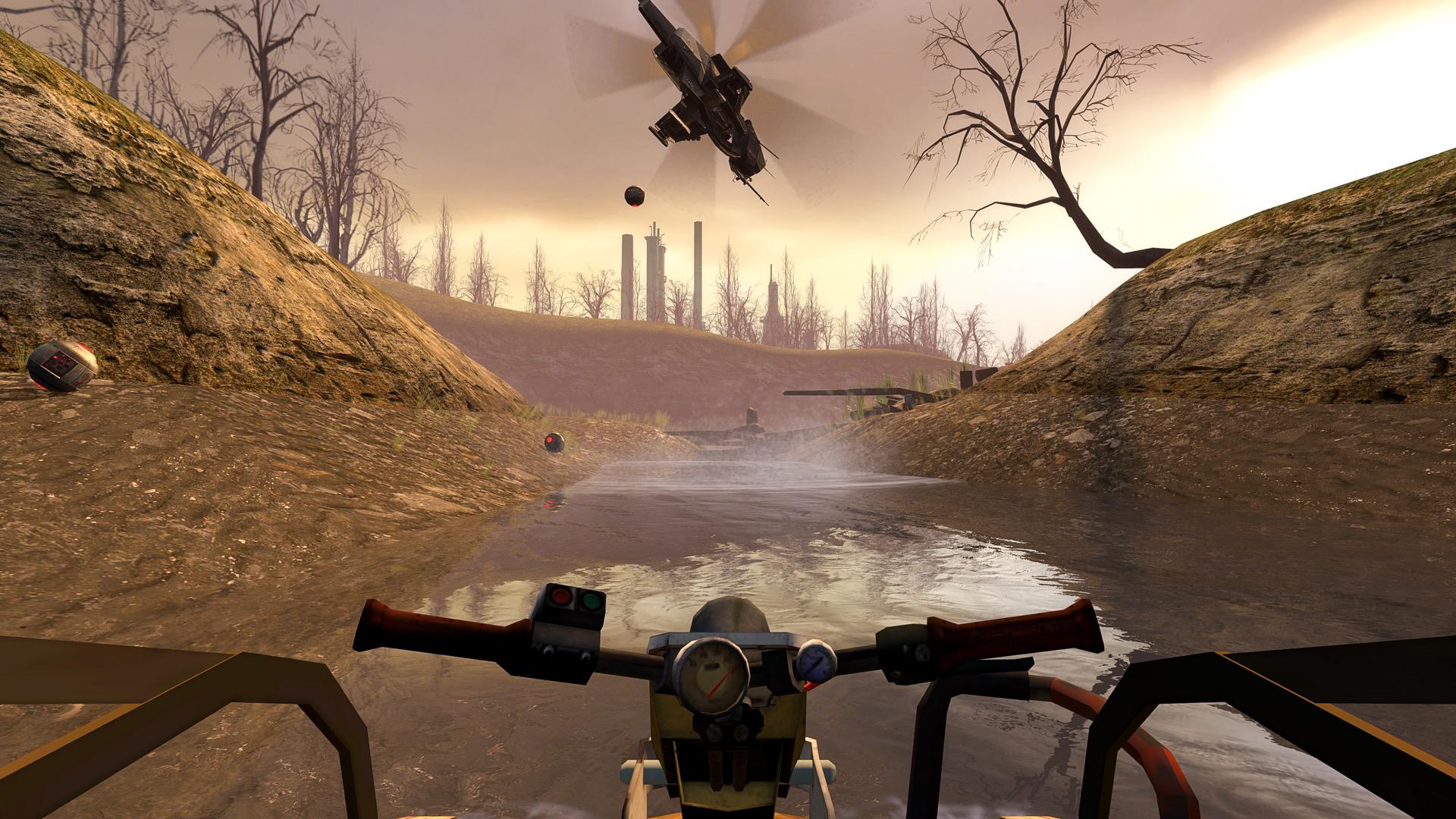 Half-Life 2 se remasteriza gratis gracias a la comunidad