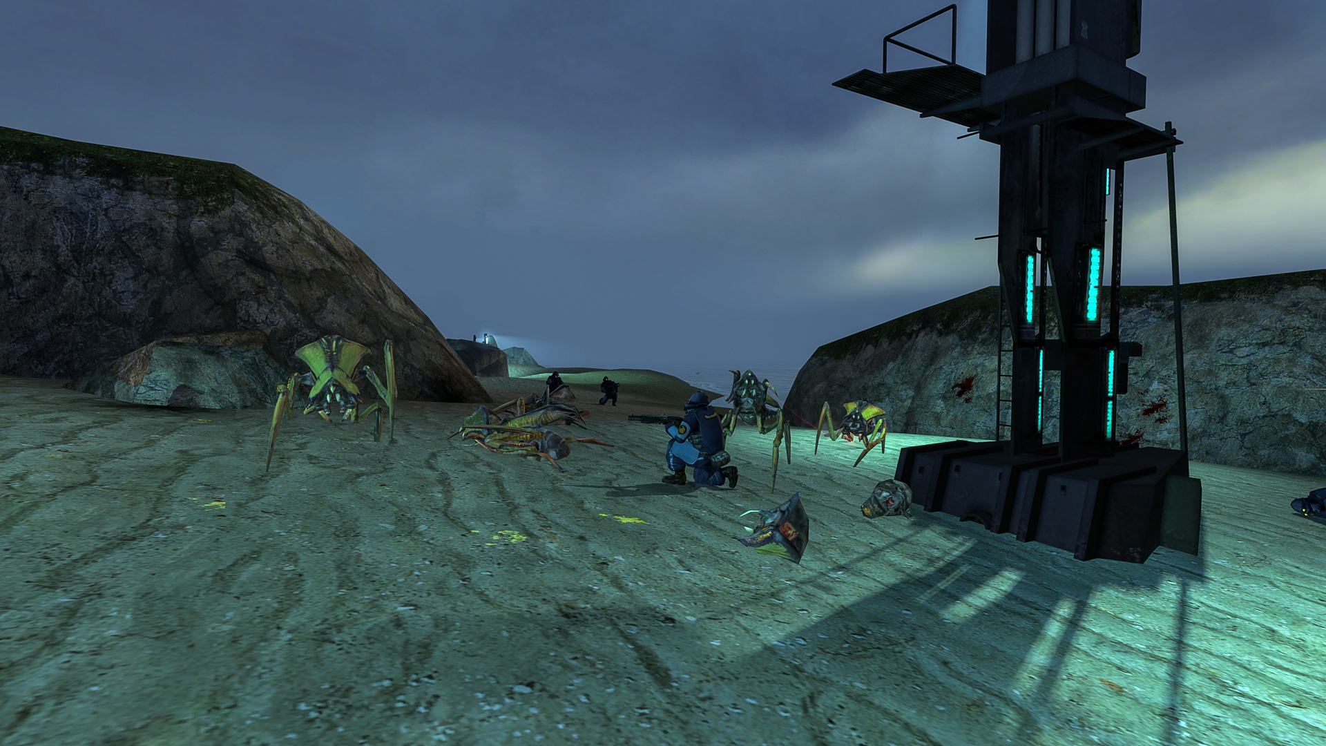 10 years on, Half-Life 2 gets a major graphics update on