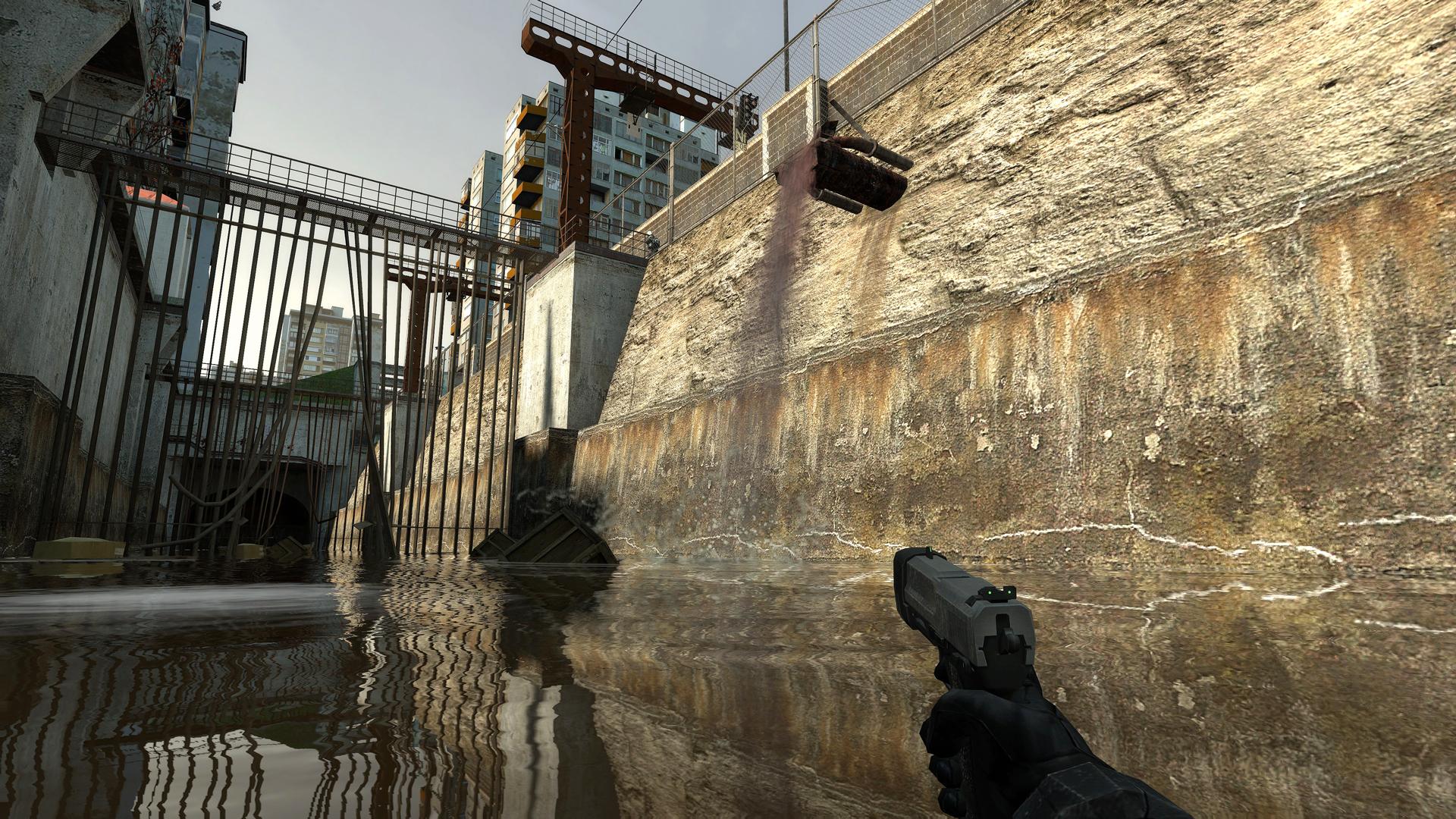 Half-Life 2: Update on Steam