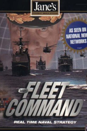 Fleet Command poster image on Steam Backlog