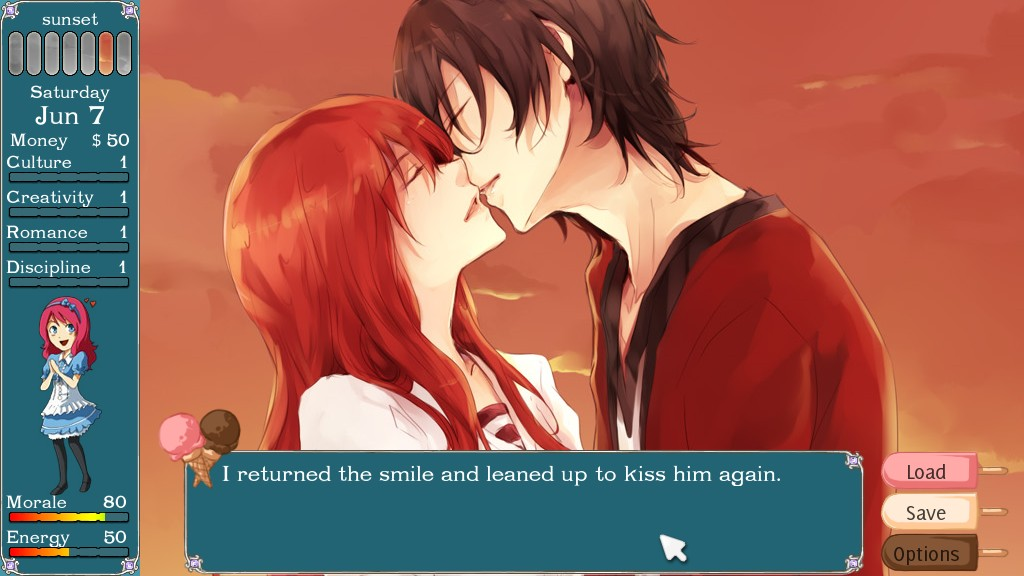 dating sims games download
