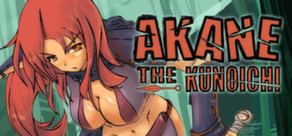 Akane the Kunoichi cover art