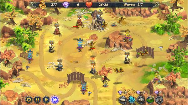 Скриншот из Royal Defense