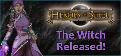 Heroes of Steel RPG title thumbnail