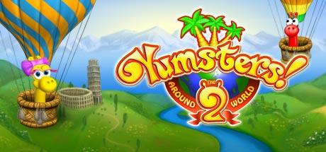 Yumsters! 2: Around the World!
