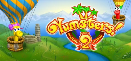 Yumsters 2: Around the World on Steam