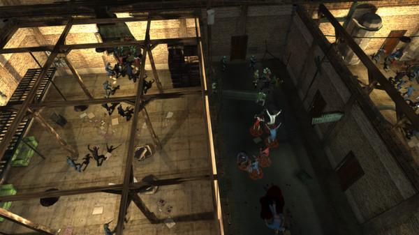 скриншот Undead Overlord 1