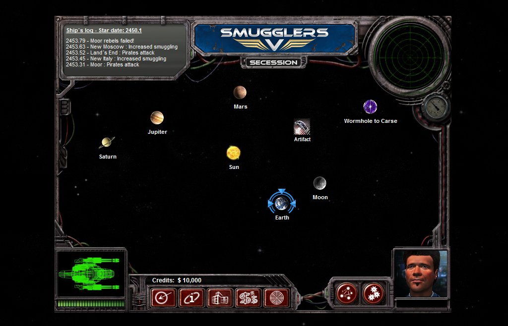 Smugglers 5 - Invasion