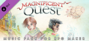 RPG Maker VX Ace - Magnificent Quest Music Pack cover art