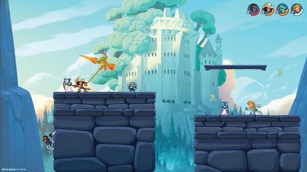 Скриншот из Brawlhalla