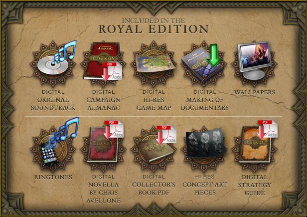 pillars of eternity royal edition cd key