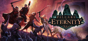 Pillars of Eternity cover art