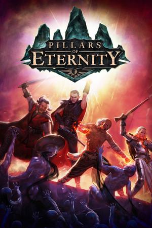 Pillars of Eternity poster image on Steam Backlog