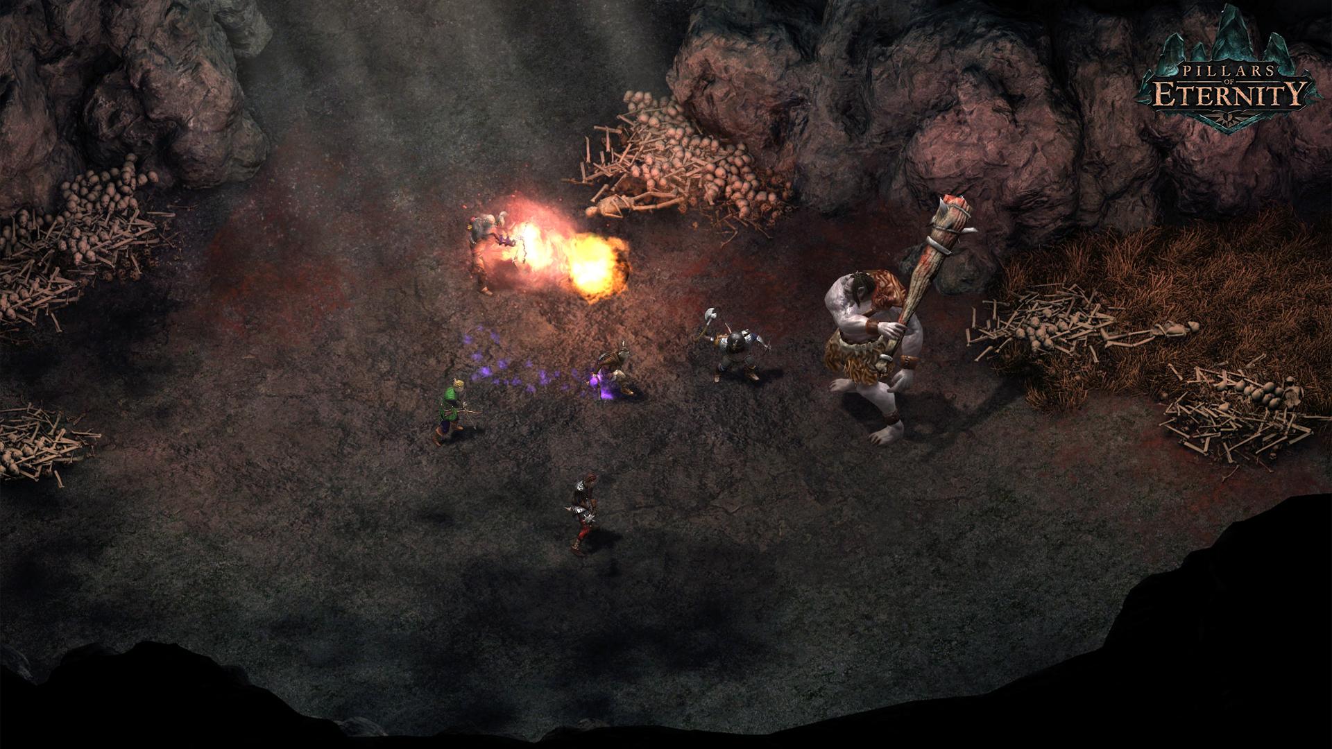 Hasil gambar untuk gambar game pilar of eternity