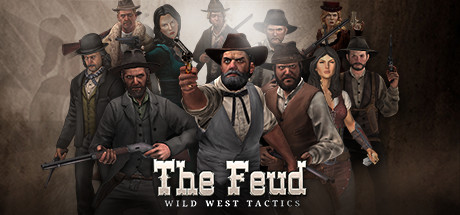 The Feud Wild West Tactics Capa
