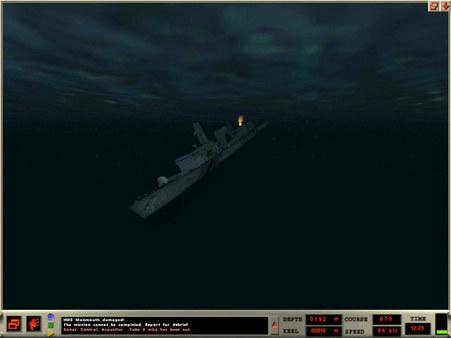 Скриншот из Sub Command