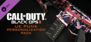 Call of Duty®: Black Ops II - UK Punk Personalization Pack