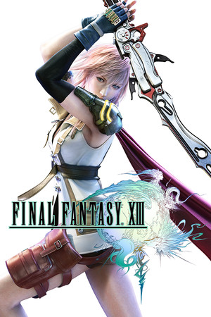 FINAL FANTASY XIII poster image on Steam Backlog