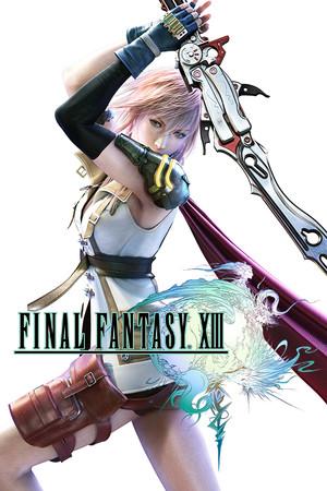 FINAL FANTASY XIII poster image on Steam Backlog