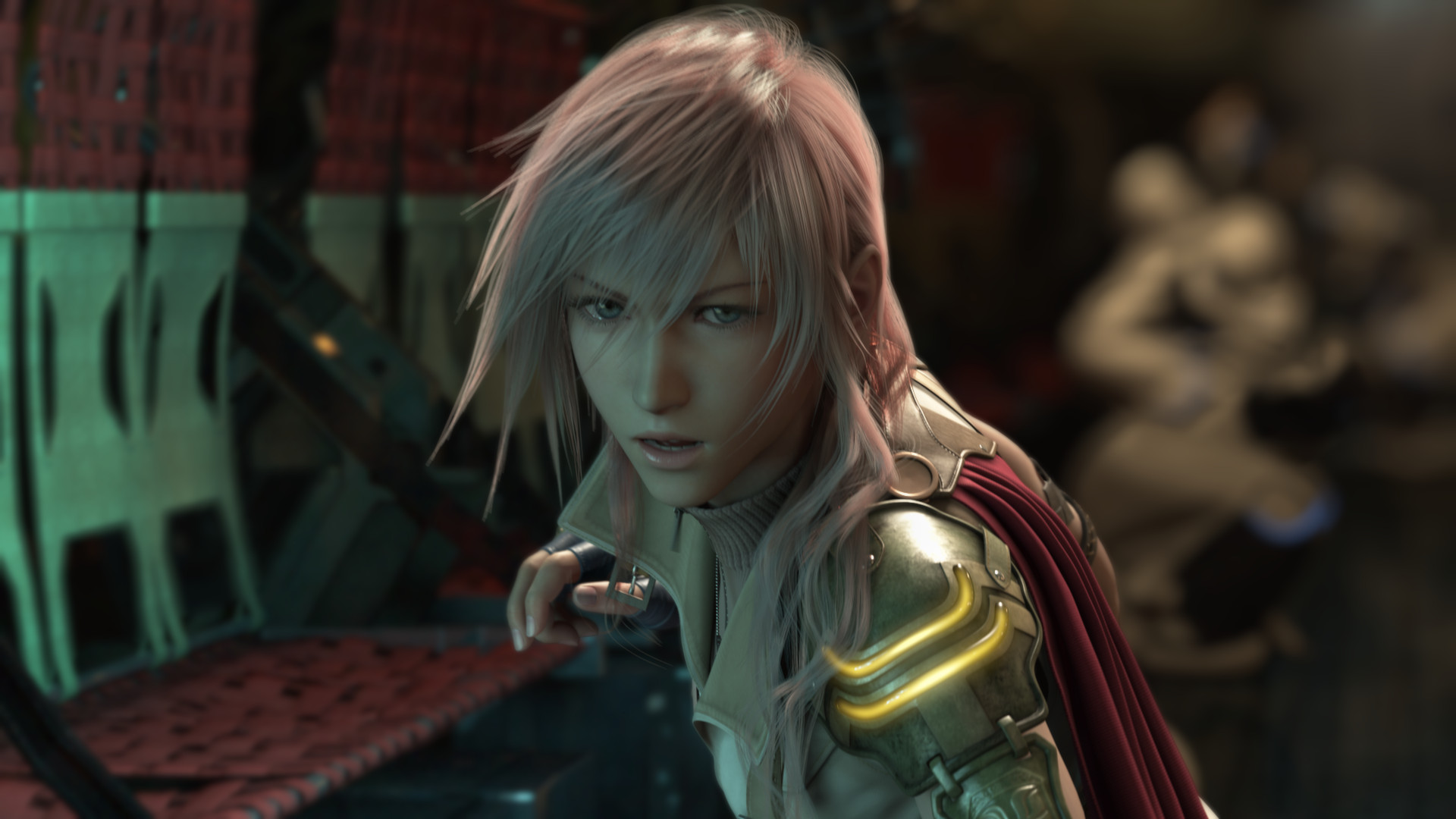 Final Fantasy XIII Multilenguaje ESPAÑOL PC (RELOADED) + Update 3 (CPY) 4