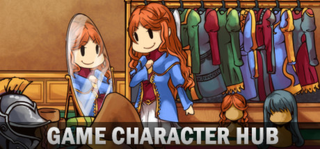 game character hub on steam