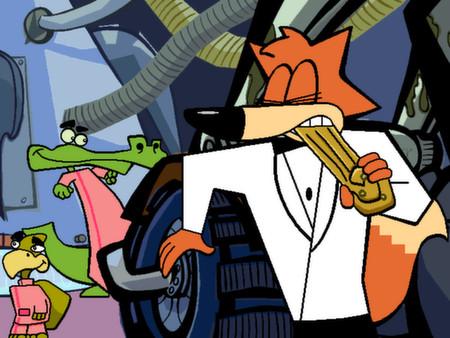 "Spy Fox 3 ""Operation Ozone"""