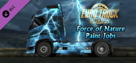 Euro Truck Simulator 2 - Force of Nature Paint Jobs Pack