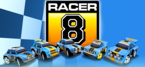 Racer 8 cover art