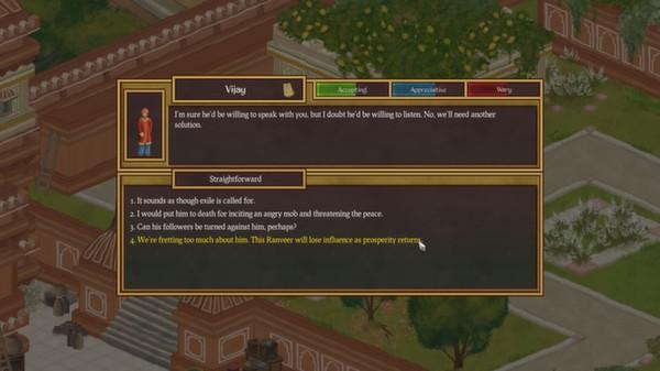 скриншот Unrest 1
