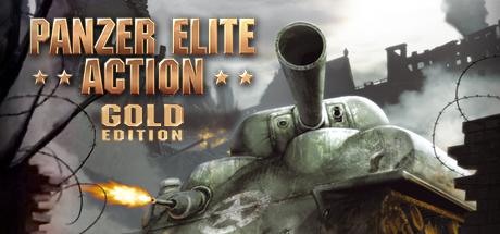 Game Banner Panzer Elite Action Gold Edition