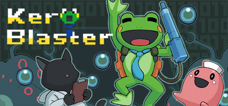 Kero Blaster Steam Game
