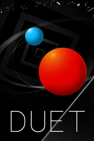 Duet poster image on Steam Backlog