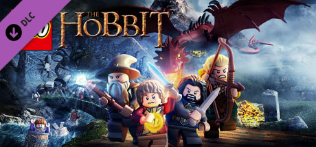 LEGO The Hobbit DLC 1 - The Big Little Character Pack