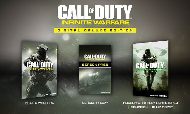 Call Of Duty Infinite Warfare On Steam