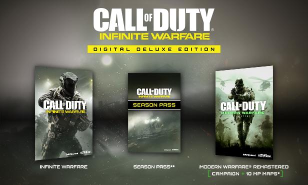 FreeLoadr | Call of Duty: Infinite Warfare | Game Description