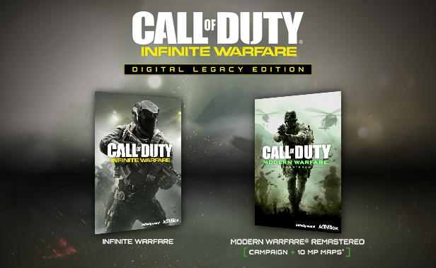 infinite warfare call of duty mobile logo