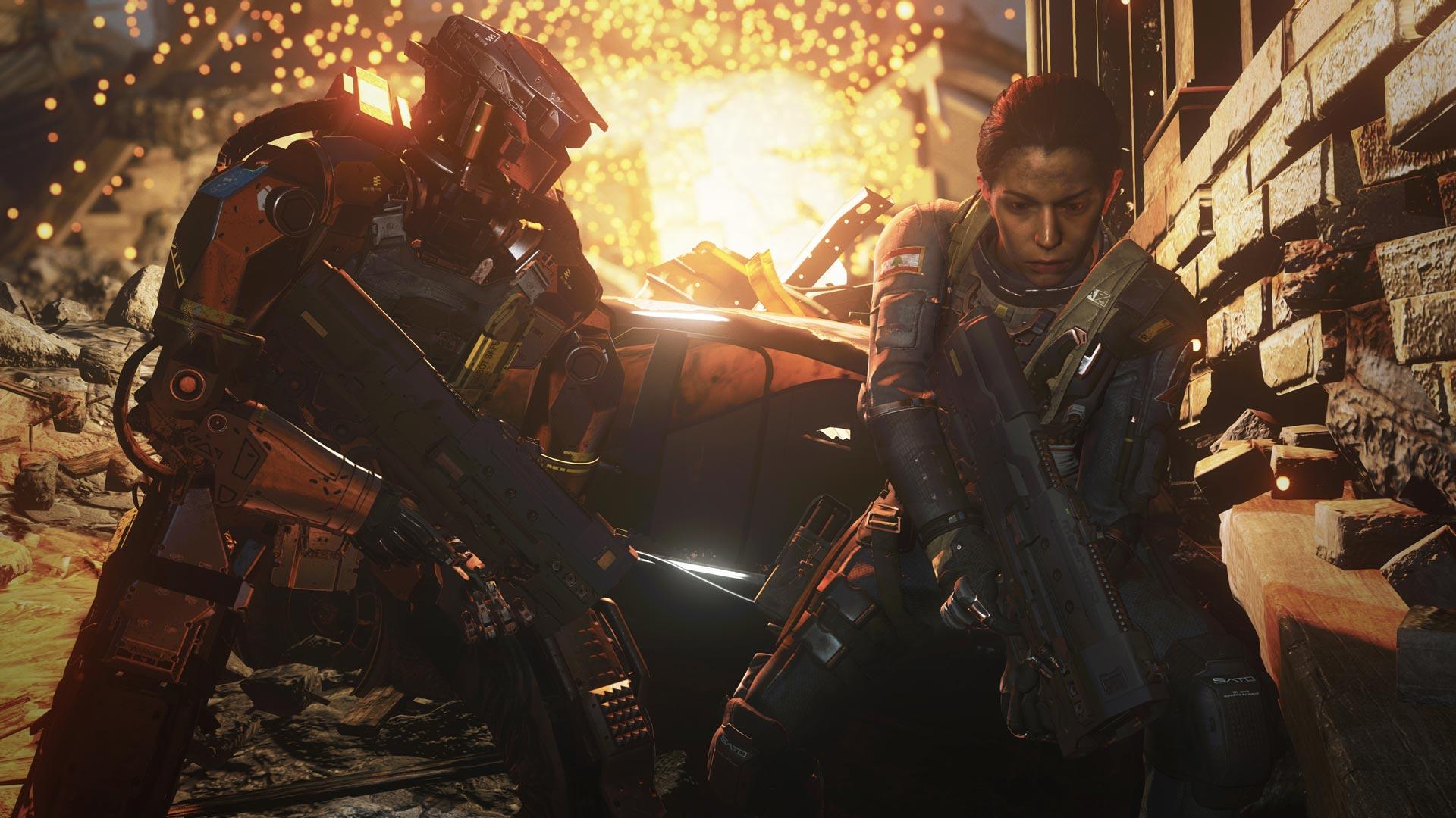 Call Of Duty Infinite Warfare ESPAÑOL Descargar Full + Update v20161118 (RELOADED) + REPACK 11 DVD5 (JPW) 1