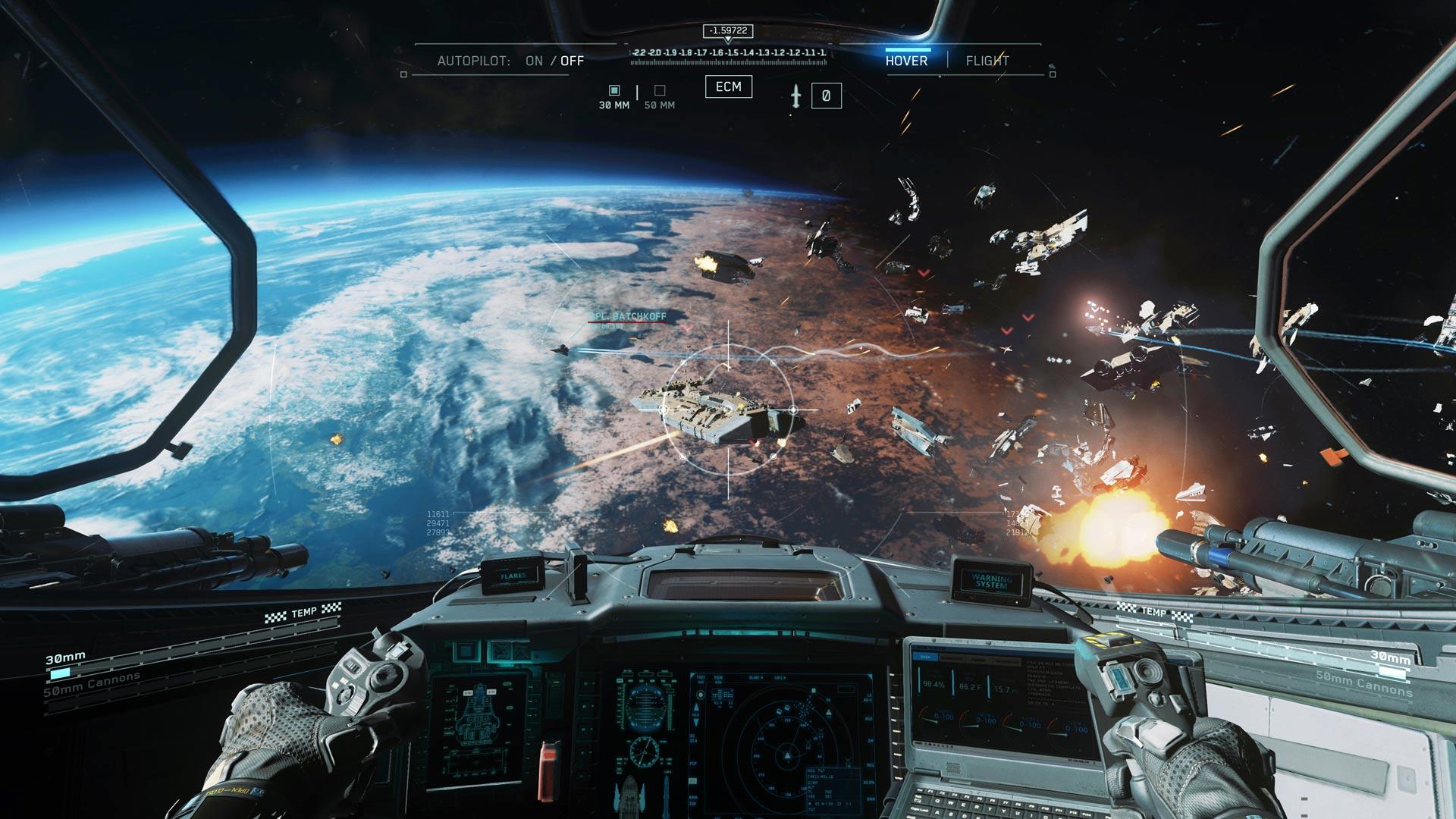Call of Duty: Infinite Warfare Screenshot 2