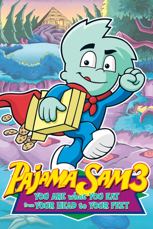 Pajama Sam 3: You Are What You Eat From Your Head To Your Feet poster image on Steam Backlog