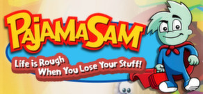 Pajama Sam 4: Life Is Rough When You Lose Your Stuff! cover art