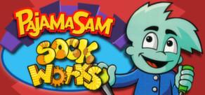 Pajama Sam's Sock Works cover art