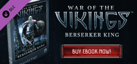 War of the Vikings E-book: Berserker King