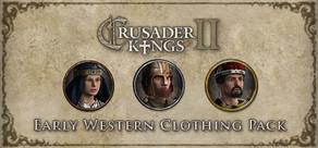 Crusader Kings II: Early Western Clothing Pack cover art