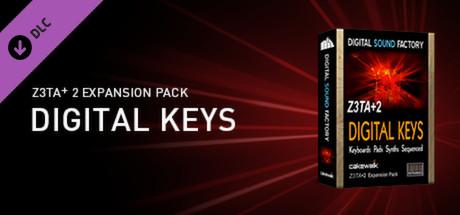 Z3TA+ 2 - DSF Digital Keys Expansion Pack