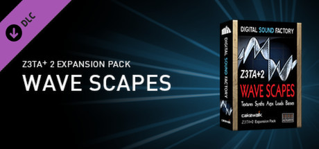Z3TA+ 2 - DSF Wave Scapes Expansion Pack