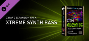 Z3TA+ 2 - DSF Xtreme Synth Bass Expansion Pack