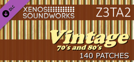 Xpack - Xenos Soundworks - Vintage 70's and 80's